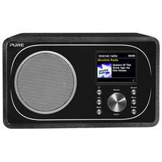 Evoke F3 with Bluetooth Internet, DAB digital and FM radio with Bluetooth and Spotify Connect sistema home cinema