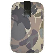 Case101 Custodia Protettiva Per Smartphone 4,5 - 5 Grafica Militare