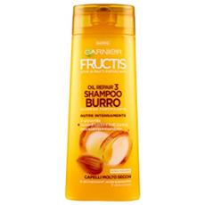 FRUCTIS - Shampoo Oil Repair 3 Burro 250 Ml. Prodotti Per Capelli 952dd62bfa79