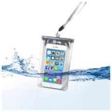 SplashBag Custodia waterproof per Smartphone da 5.7 colore Bianco