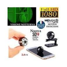 Microcamera Spia Mini Dv Infrarossi Visione Notturna