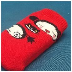 mobile sock '' rosso - [ c5690]