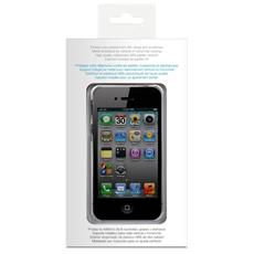 ISOUND-1697 Cover Bianco custodia per cellulare