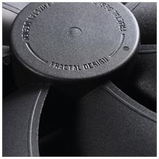 FD-FAN-DYN-GP14-BK, Computer case, Ventilatore, Nero