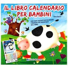 R. Fanti - Libro Calendario Per Bambini