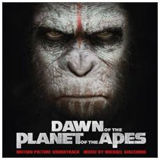 Michael Giacchino - Dawn Of The Planet Of The Apes (2 Lp)