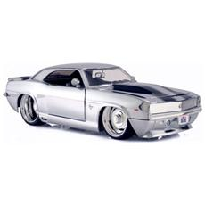 91197 Camaro Chrome Ltd. 1/24 Modellino