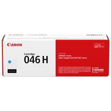 1253C002 Toner Originale Ciano per LBP650C Capacità 5000 Pagine