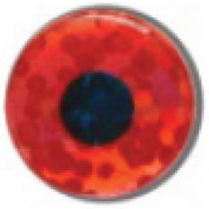 Holo Lure Eyes 3,5-5 Mm 3,5 Rosso