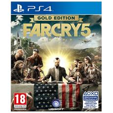 PS4 - Far Cry 5 Gold Edition - Day one: 27/03/18