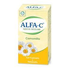 alfa c gocce oculari - 10 ml