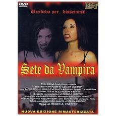 Dvd Sete Da Vampira