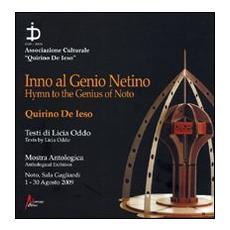 Inno al genio netino Quirino De Ierso. Catalogo della mostra. Ediz. italiana e inglese