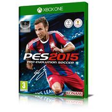 XONE - Pro Evolution Soccer PES 2015