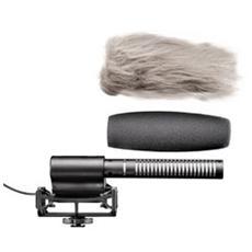 pro Directional microfono-stereo DSLR