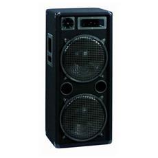 Altoparlante Stereo Singolo da Pavimento DX-2222 Nera 11037087-EU