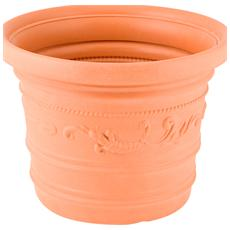 Vaso Festonato Prestige Cm35 Vasi Decorazioni Casa Piante Fiori