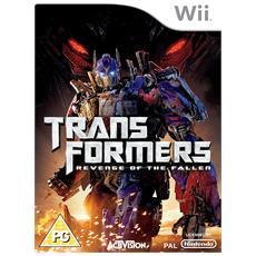 Transformers: Revenge Of The Fallen Nintendo Wii