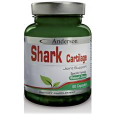 Shark Cartilage 60 Capsule Cartilagine Di Squalo Articolazioni Artrosi