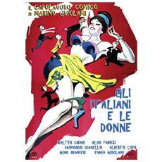 Dvd Italiani E Le Donne (gli)