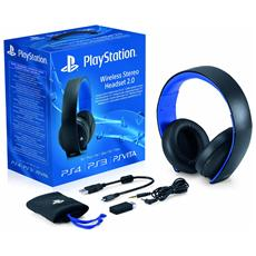 SONY - Cuffie Wireless Premium 2.0 per Ps4, Ps3, PC e PsVita
