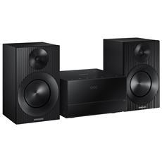 Sistema Micro Hi-Fi MM-J320 Lettore CD Supporto MP3 / WMA Potenza Totale 20Watt Bluetooth porta USB