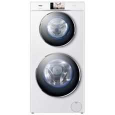HAIER - Lavatrice a Carica Frontale Doppia HW120B1558 12...
