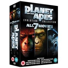 Planet Of The Apes: Evolution Collection (7 Dvd) [ Edizione: Regno Unito]