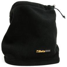 BETA - Scaldacollo Cappello In Micropile Taglia Unica Nero 7985 c9a40b80ed7