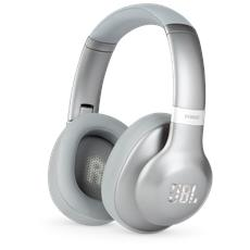 Cuffie Wireless con Microfono Everest 710 Colore Silver