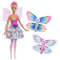 Barbie Dreamtopia Fatina Magiche Ali FRB08