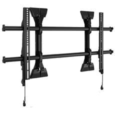 """LSM1U 63"""" Nero supporto da parete per tv a schermo piatto"""