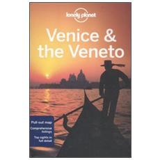 Venice & the Veneto. Con pianta
