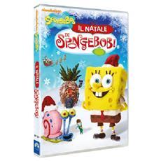 Dvd Spongebob Squarepants - Il Natale Di