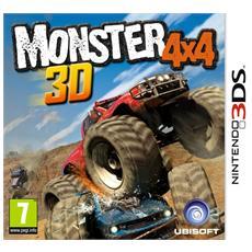 N3DS - Monster 4x4