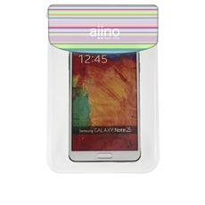 Custodia Sea Waterproof e Universale per smartphone - Rainbow