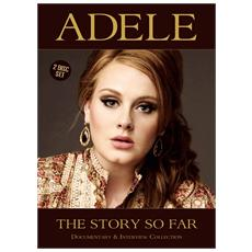 Adele - The Story So Far (Dvd+Cd)