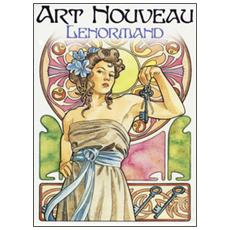 Art nouveau Lenormand. Con 36 carte