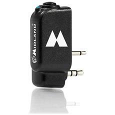 Adattatore Wireless per Radio WA Dongle K 2 pin Colore Nero