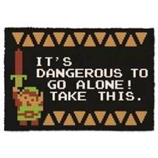 Tappeto Zerbino Zelda Door–opaco Dangerous