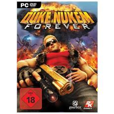 Duke Nukem Forever, PC, Shooter, M (Mature)