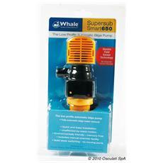 Pompa sentina Smart 650 12V retail