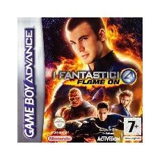 GBA - Fantastici 4 Flame On