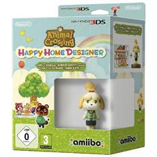 N3DS - Animal Crossing: Happy Home Des. + Amiibo