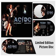 Ac / Dc - Live In Nashville August 8Th 1978 (Picture Disc)