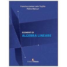 Elementi di algebra lineare