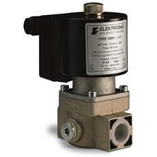 Elettrovalvola gas da un pollice e mezzo