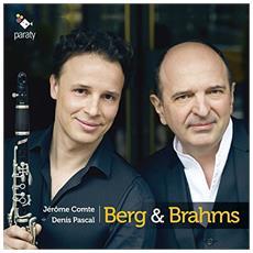 Brahms & Berg - Berg & Brahms