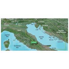 Adriatic Sea, North Coast Mappa nautica