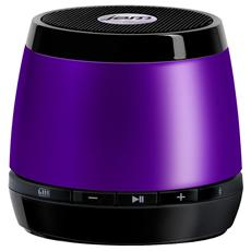 Speaker Audio Portatile HX-P230 Bluetooth Jack Audio 3.5mm colore Viola